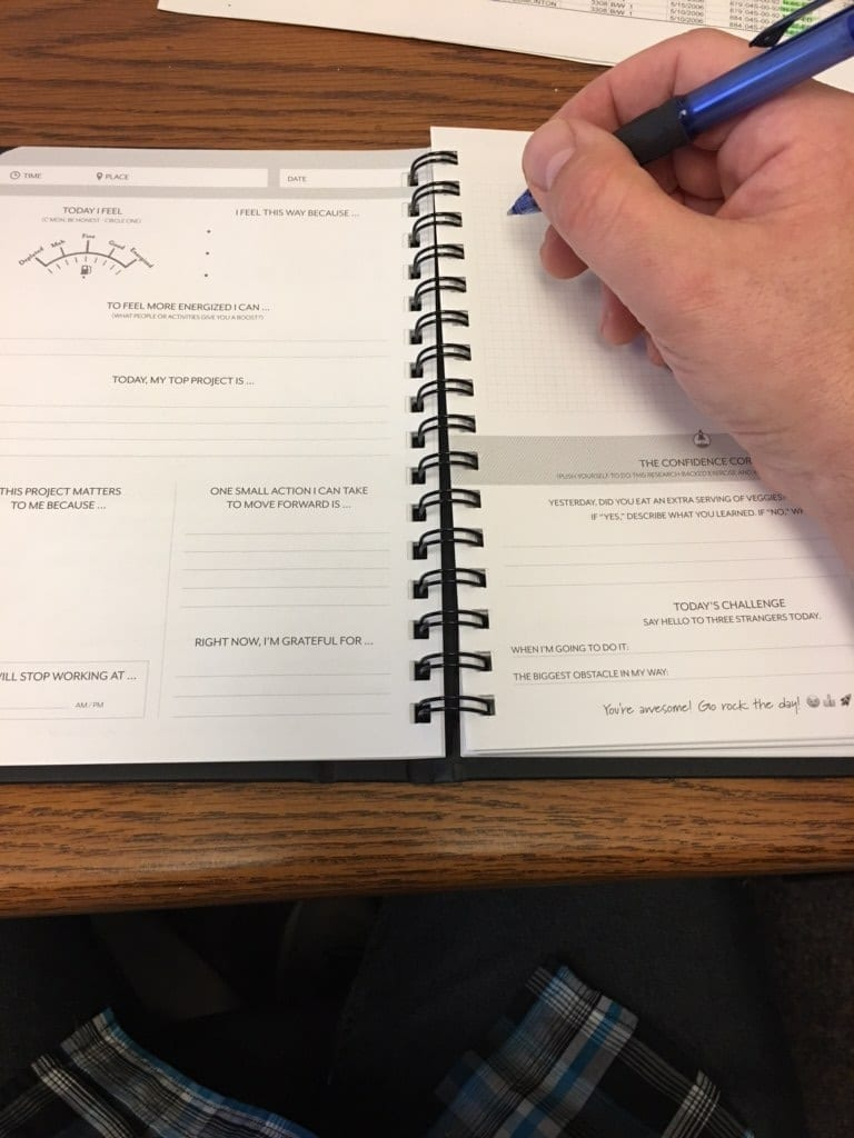 The 5 Second Journal Review