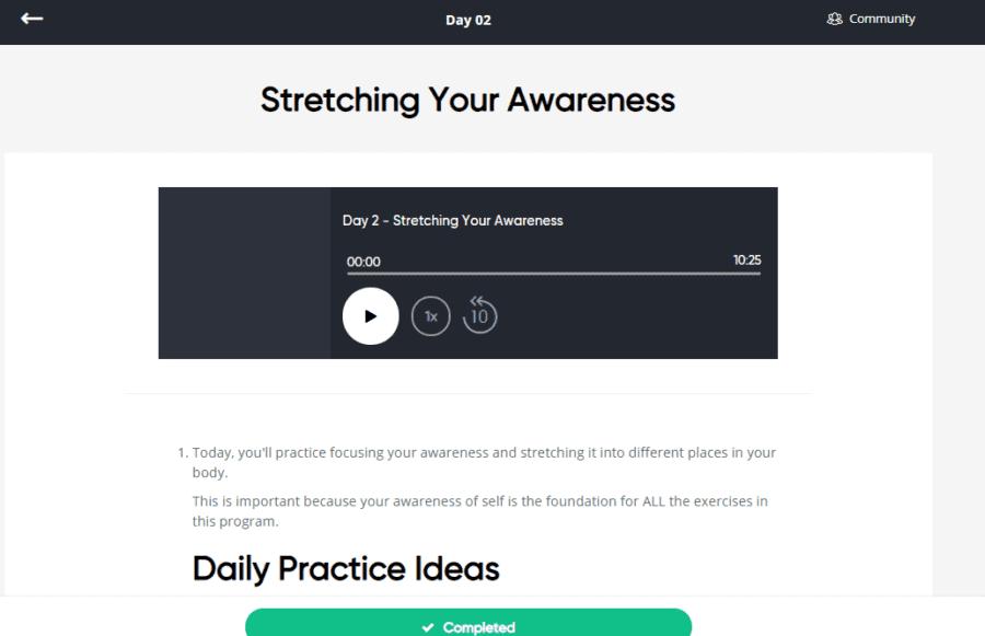 Unlocking Transcendence Audio Days