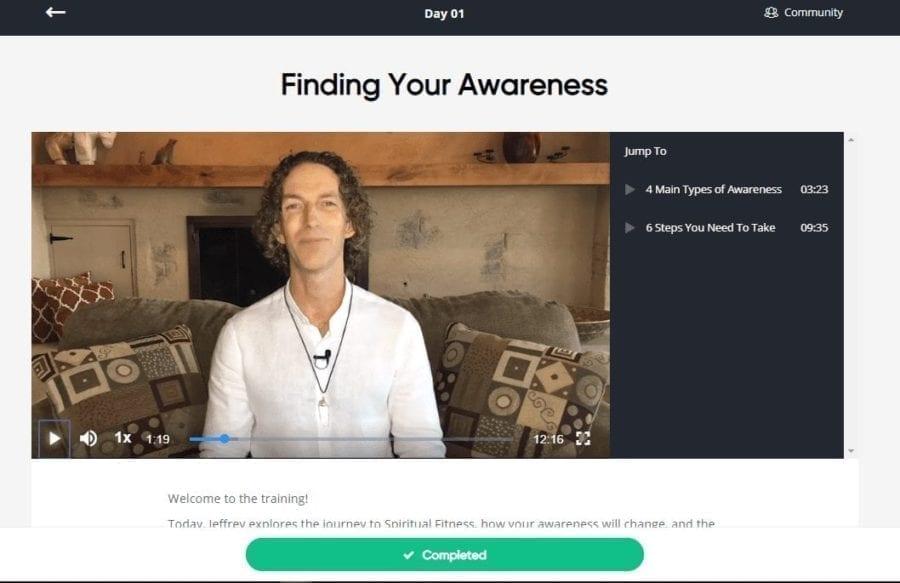 Unlocking Transcendence Video Days