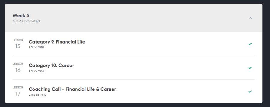 Lifebook Online Program