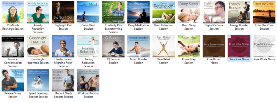 Brain Hacker Library From Hypnosis Bootcamp