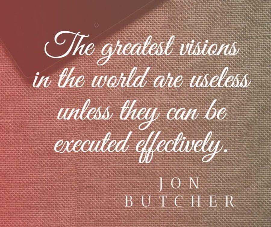 Quote Jon Butcher Lifebook Mastery