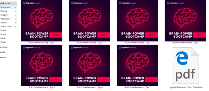 Hypnosis Bootcamp: My Experience With The Brain Power Bootcamp